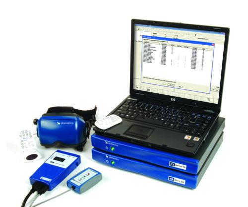 前庭功能分析仪